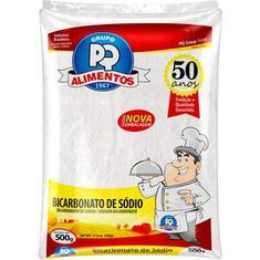 Bicarbonato de Sódio PQ 500g