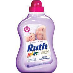 Lava Roupa Liquido Baby Ruth Care 1L