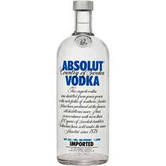 Vodka Absolut 1L