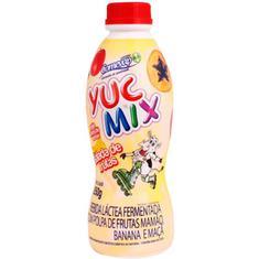 Bebida Lactea Yuc Mix Pessego 850g