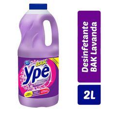 Desinfetante Bak Lavanda Ypê 2L