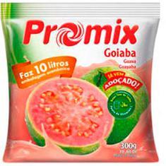 Refresco em Pó Sabor Goiaba Promix 300g