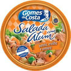 Salada com Atum, Batata, Ervilha e Cenoura Gomes da Costa 150g