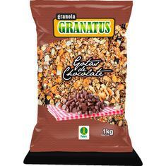Granola com Gotas de Chocolate Granatus 1kg