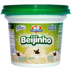 Beijinho Xamego Bom 400g