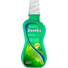 Solução Bucal Classic Mint Dentics 500ml