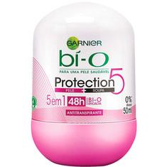 Desodorante Roll On Protection 5 Bi-O Feminino Garnier 50ml