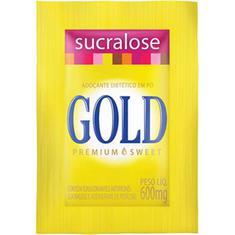 Adoçante Sucralose em Pó Gold 50un.