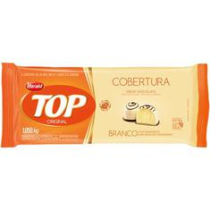 Cobertura de Chocolate Branco Top Harald 1,050kg