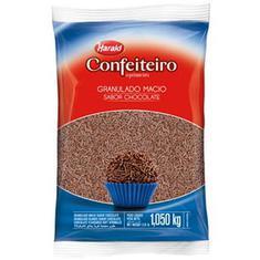 Chocolate Granulado Macio Escuro Harald 1,050kg