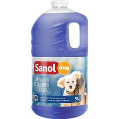 Eliminador de Odores Tradicional Sanol Dog 5L