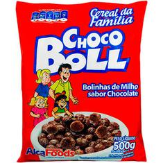 Cereal Chocoboll Alcafoods 500g