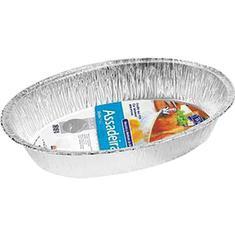 Assadeira de Aluminio Oval Wyda 7L
