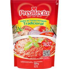 Molho de Tomate Refogado Tradicional Predilecta 2kg