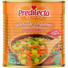 Seleta de Legumes Predilecta 2kg