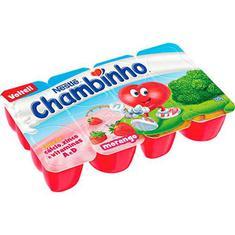 Petit Suisse Sabor Morango Chambinho Nestlé 320g