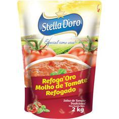 Molho de Tomate Refogado Stella D'oro 2kg