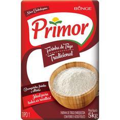 Farinha de Trigo Primor 5kg