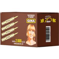 Palito de Dente Gina 2000un.