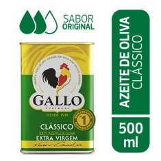 Azeite Extra Virgem Gallo 500ml