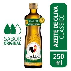 Azeite Extra Virgem Gallo 250ml
