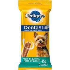 Petisco para Cães Dentastix Raças Pequenas Pedigree 45g