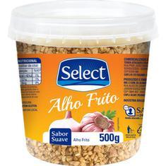 Alho Frito Select 500g