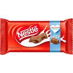 Chocolate Ao Leite Classic Nestlé 18X25g