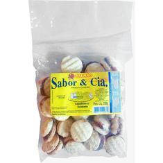 Biscoito Amanteigado Casadinho Sabor & Cia 200g