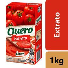 Extrato de Tomate Quero TP 1,080kg