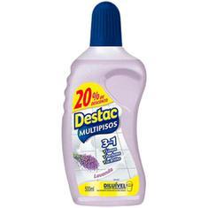 Limpador Lavanda 20% de Desconto Destac 500ml