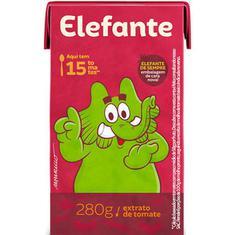 Extrato de Tomate Elefante 280g
