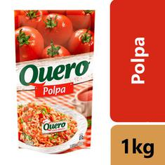 Polpa de Tomate Sachê Quero 1,02kg