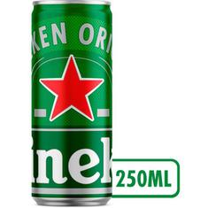 Cerveja Premium Heineken 250ml