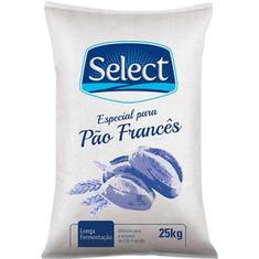 Mistura para Pão Francês Select 25kg