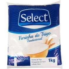 Farinha de Trigo Select 1kg