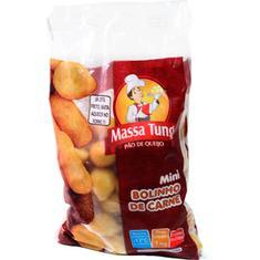 Mini Bolinho sabor Carne Massa Tung 1Kg