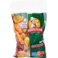 Mini Coxinha Frita Massa Tung 1Kg