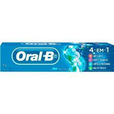 Creme Dental 4 em 1 Oral B 70g
