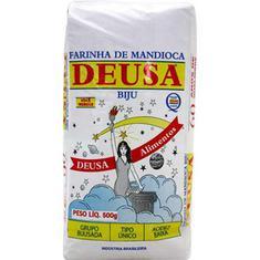 Farinha de Mandioca Deusa 500g