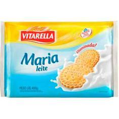 Biscoito de Leite Vitarella 400g