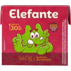 Extrato de Tomate Elefante 540g