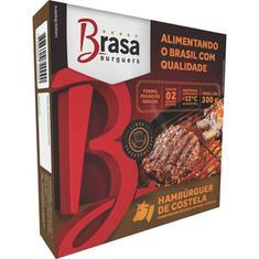 Hambúrguer de Costela Brasa Burguer 300g