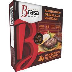 Hambúrguer de Picanha Brasa Burguer 300g