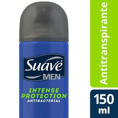 Desodorante Aerossol Masculino Intense Protection Suave 150ml