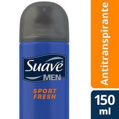 Desodorante Aerossol Sportfresh Suave 150ml