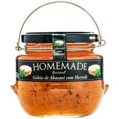 Geleia de Abacaxi e Hortelã Homemade 320g