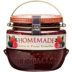 Geleia de Frutas Vermelhas Homemade 320g