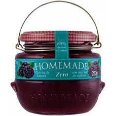 Geleia Zero de Amora Homemade 250g