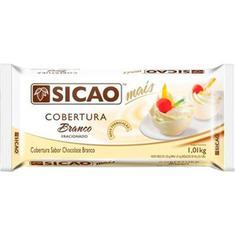Cobertura de Chocolate Branco Sicao 1,01Kg